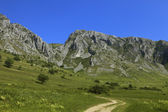 Trascau Mountains,Transylvania,Romania — Stock Photo