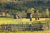 Landscape in Bucovina,Romania — Stock Photo