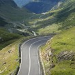 High altitude road — Foto Stock