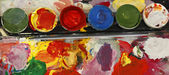 Barwniki — Zdjęcie stockowe