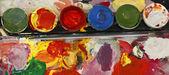 Kleurstoffen — Stockfoto