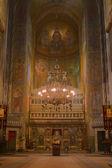 La catedral ortodoxa en Cluj-Napoca — Foto de Stock