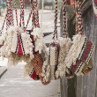 Traditional romanian bags - Stock Photo
