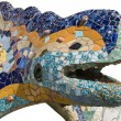 Mosaic chamaeleon — Stock Photo #1832261