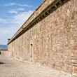 Stock Photo: Castell de montjuic