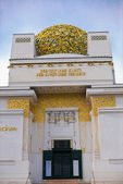 Vienna secession — Stock Photo