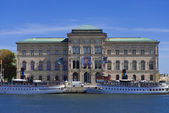 Swedish national museum — Stock Photo