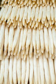 White asparaguses — Stock Photo