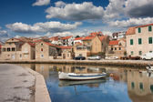 Vrboska, Croatia — Stock Photo