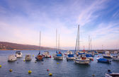 Haven in Opatija — Stock Photo