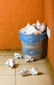 Wastebasket — Stock Photo