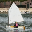 Small boat — Stock Photo #2026571