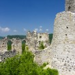 Royalty-Free Stock Photo: Ruins of fortress