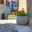 Courtyard — Stockfoto