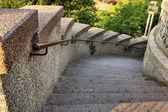 Escaleras sinuosas — Foto de Stock