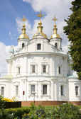 Orthodox church in Poltava — Stock Photo