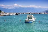 Marina à baska — Photo