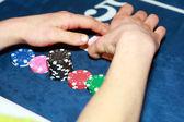 покер — Стоковое фото