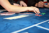 Poker — Foto Stock