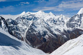 Nepal. The Himalayas. Hills of Annapurna — Stock Photo