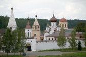 Sacred -Uspensky mans monastery — Stock Photo