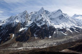 Nepal. Mountain Manaslu vicinities — Stock Photo