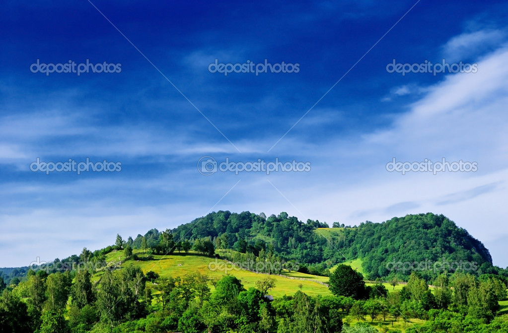 Beautiful landscape  Stock Photo #1934992