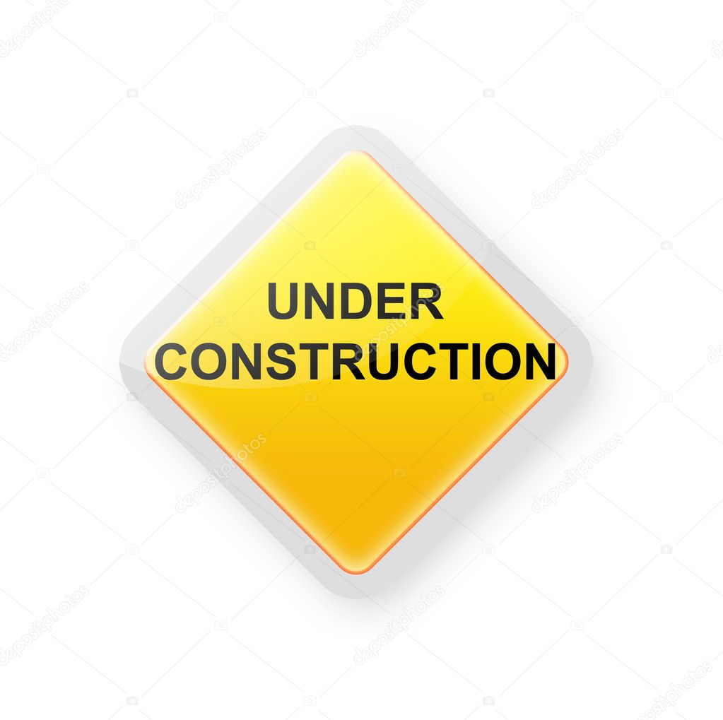 Attention sign illustration — Stock Photo #1943092