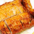 Broiled eel fillet — Stock Photo