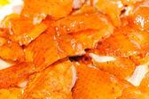 Chinese food Beijing Roast Duck — Stock Photo