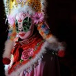 Sichuan OPERA FACE — Stock Photo