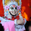 Sichuan OPERA FACE - Stock Photo