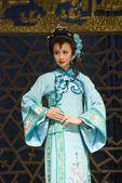 Opera actor — Stock Photo