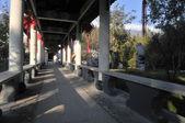 China gallery garden — Stock Photo