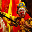 China Opera Monkey King — Foto de Stock