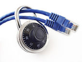 Network Security — Stock Photo