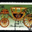 DDR - CIRC1985: postage stamp — Stock Photo #2042966