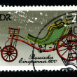 DDR - CIRC1985: postage stamp — Stock Photo #2042969