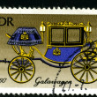 DDR - CIRC1985: postage stamp — Stock Photo #2046482