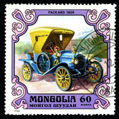 MONGOLIA - CIRCA 1980: A postage stamp — Stock Photo