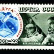 USSR - CIRCA 1976: A postage stamp — Stock Photo