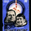 USSR - CIRC1977: postage stamp — Stock Photo #2065919