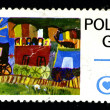 POLAND - CIRCA 1979: A postage stamp — Stock Photo