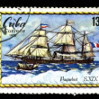 CUB- CIRC1972: postage stamp — Stock Photo #2149968