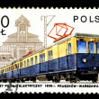 POLAND - CIRC1983: postage stamp — Stock Photo #2195859