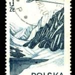 POLAND - CIRCA 1976: A postage stamp — Stock Photo #2195902