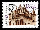 POLAND - CIRCA 1983: A postage stamp — Stock Photo
