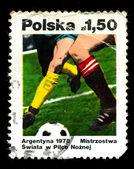 POLAND - CIRCA 1978: A postage stamp — Stock Photo