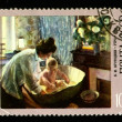 USSR - CIRCA 1978: A postage stamp — Stock Photo