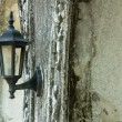 Royalty-Free Stock Photo: Old street lamp